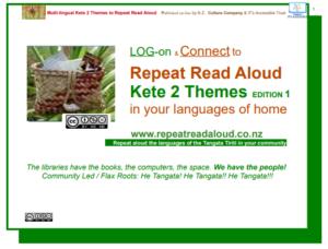 repeat multi lingual kete 2 themes